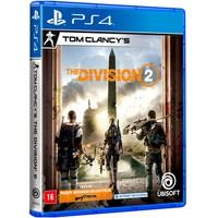Game Tom Clancy´s The Division 2 PS4