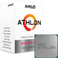 Processador AMD Athlon 220GE, Cache 5MB, 3.4GHz, AM4 - YD220GC6FBBOX