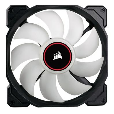 Cooler FAN Corsair AF140 Red Single - CO-9050086