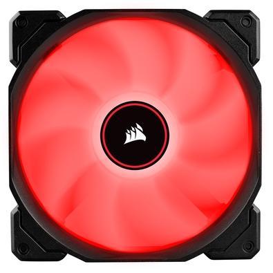 Cooler FAN Corsair AF140 Red Single - CO-9050086