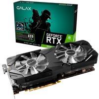 Placa de Vídeo Galax NVIDIA GeForce RTX 2070 EX 8GB, GDDR6 - 27NSL6MPX2VE
