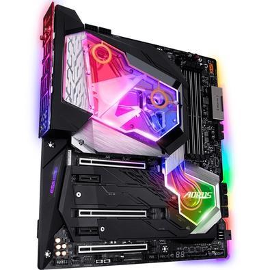 Placa-Mãe Gigabyte Z390 Aorus Xtreme Waterforce, Intel LGA 1151, eATX, DDR4 (Rev. 1.0)