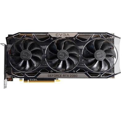 Placa de Vídeo EVGA NVIDIA GeForce RTX 2080 FTW3 Ultra Gaming 8GB, GDDR6 - 08G-P4-2287-KR