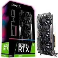 Placa de Vídeo EVGA NVIDIA GeForce RTX 2080 FTW3 Ultra Gaming 8GB, GDDR6 - 08G-P4-2287-KR