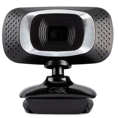 Webcam Maxprint X-Vision, HD 720p CMOS Sensor, Focus 70cm, Microfone - 6014257