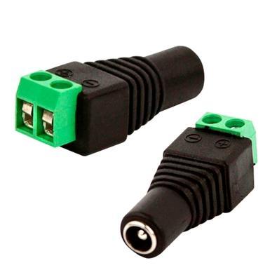 Plug P4 F Fasgold com Borne, 5 Unidades - FS-505