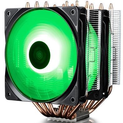 Cooler para Processador Deepcool Neptwin RGB, 12cm, AMD/Intel - DP-MCH6-NT-A4RGB