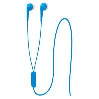 Fone de Ouvido Motorola Earbuds 2, Intra-Auricular, Azul