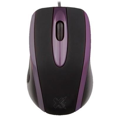 Mouse Maxprint Techzone, Roxo - 6013925