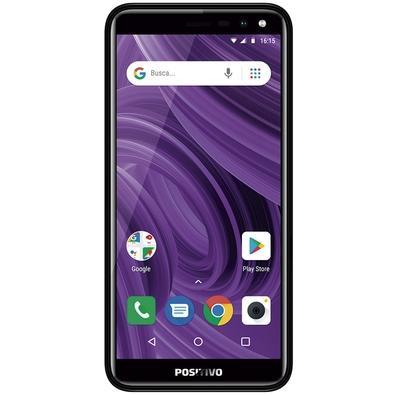 Smartphone Positivo Twist 2 Pro S532, 32GB, 8MP, Tela 5.7´, Preto - 3900964