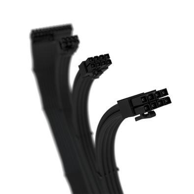 Cabo Sleeved Rise Mode Full Black – Preto - RM-SL-FB
