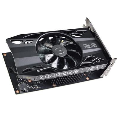 Placa de Vídeo EVGA GeForce GTX 1650 XC Black 4GB, GDDR5 - 04G-P4-1151-KR