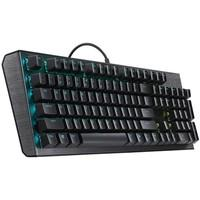 Teclado Mecânico Gamer Cooler Master CK550, RGB, Switch Gateron Red, PT - CK-550-GKGR1