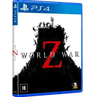 Game World War Z PS4