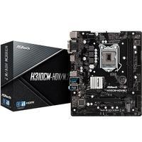 Placa-Mãe ASRock H310CM-HDV/M.2, Intel LGA 1151, mATX, DDR4 - 90-MXB8M0-A0UAYZ
