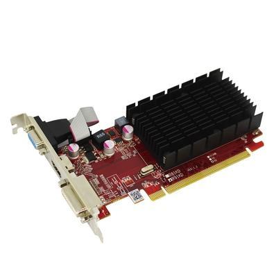 Placa de Vídeo PowerColor Red Dragon AMD Radeon R5 230 2GB, DDR3 - AXR5 230 2GBK3-HE