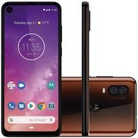 Smartphone Motorola One Vision, 128GB, 48MP, Tela 6.3´, Bronze - XT1970-1