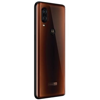 Smartphone Motorola One Vision, 128GB, 48MP, Tela 6.3´, Bronze - XT1970-1