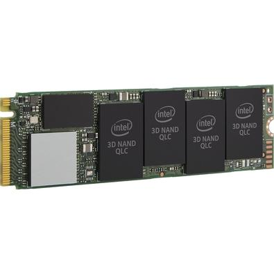 SSD Intel 660P Series, 1TB, M.2 NVMe, Leitura 1800MB/s, Gravação 1800MB/s - SSDPEKNW010T8X1