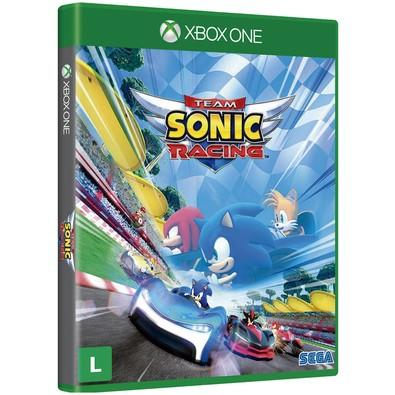 Game Team Sonic Racing Xbox One