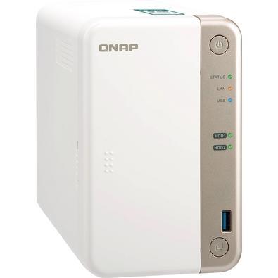 Storage QNAP NAS, Sem Disco, 2 Baias - TS-251B-4G-US