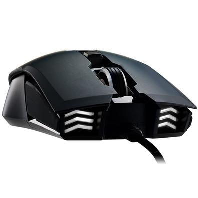 Mouse Gamer Cooler Master Devastator 3, 6 Botões, LED, 2400 DPI, Preto - MM-110-GKOM1