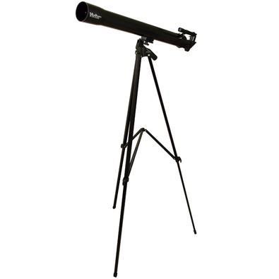 Telescópio de Refração Vivitar 210X/420X, Estojo para Transporte - VIVTEL50700