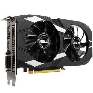 Placa de Vídeo Asus Dual NVIDIA GeForce GTX 1650 4GB, GDDR5 - DUAL-GTX1650-4G