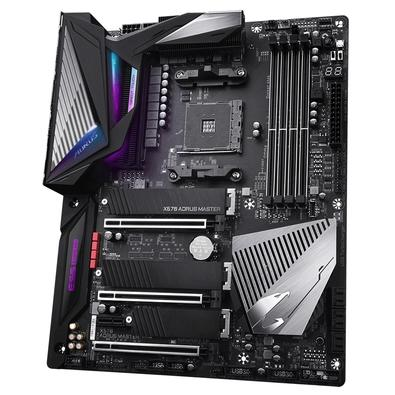 Placa mãe Gigabyte X570 Aorus Master, AMD AM4, ATX, DDR4