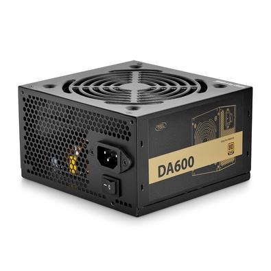 Fonte Deepcool 600W, 80 Plus Bronze - DA600