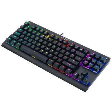 Teclado Mecânico Gamer Redragon Dark Avenger, RGB, Switch Outemu Red, ABNT2 - K568RGB-1