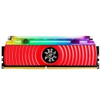 Memória XPG Spectrix D80, RGB, 8GB, 3600MHz, DDR4, CL17 - AX4U360038G17-SR80