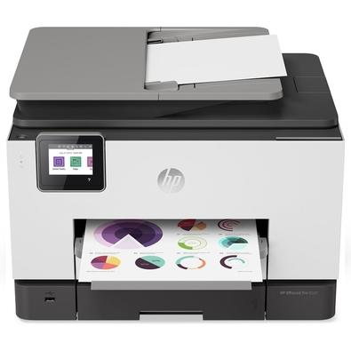 Multifuncional HP Officejet Pro 9020, Jato de Tinta, Mono, Wi-Fi, 110V