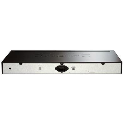 Switch Smart Pro D-Link 24 Portas 10/100/1000, 2 Portas SFP, 2 Portas 10G - DGS-1510-28P