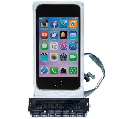 Bolsa Aquática Dartbag para Smartphones até 16,5cm x 8,7cm - Fumê