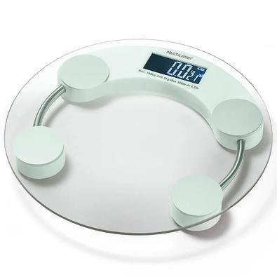 Balança Digital Multilaser Eatsmart, LCD  - HC039