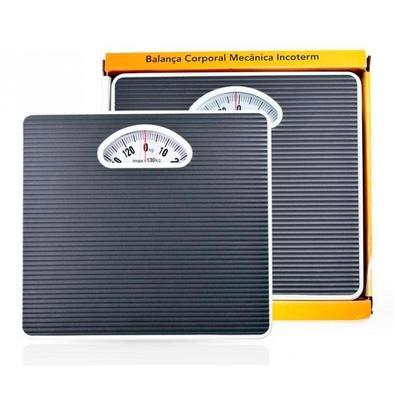 Balança Mecânica Incoterm, Capacidade 130 kg