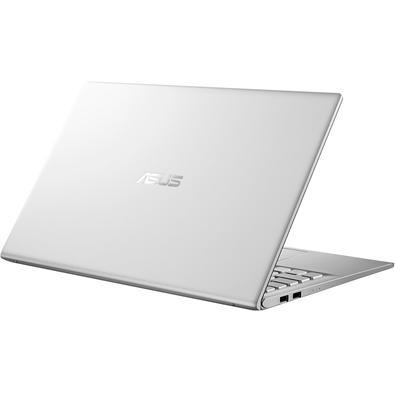 Notebook Asus Vivobook, Core i5-8265U, 4GB, 1TB, Windows 10 Home, 15.6´, Prata Metálico - X512FA-BR567T