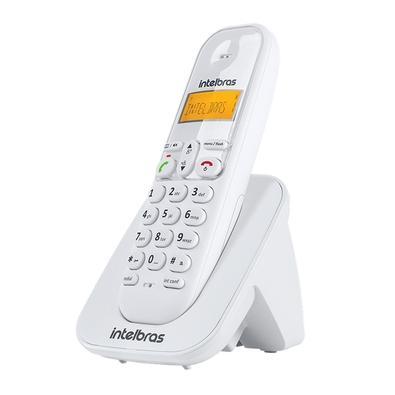 Ramal Intelbras para Telefone Sem Fio TS 3111, Branco - 4123001