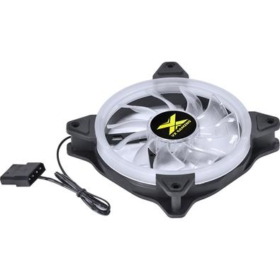 Cooler FAN Vinik VX Gaming V.Ring, 120mm, LED Azul - 29565