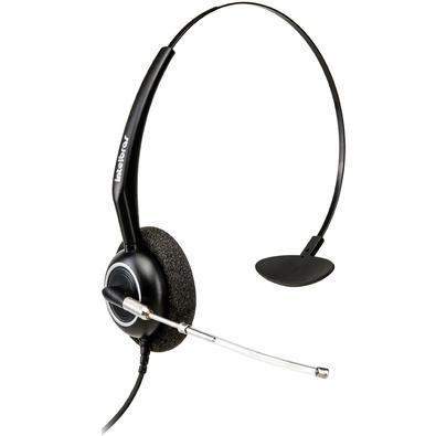 Headset Intelbras THS 55, RJ19, Tubo de Voz Removível - THS 55 RJ9