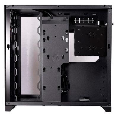 Gabinete Gamer Lian Li PC-011 Dynamic, Mini ITX / Micro ATX / ATX, Lateral e Frontal em Vidro, Preto - PC-O11 DYNAMIC BLACK