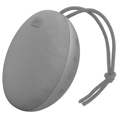 Caixa de Som Portátil Geonav Aerbox sem Fio, Bluetooth, 5W, Resistente à Água, Cinza - AERCX01GR