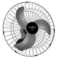 Ventilador de Parede Britânia BVT60PM, 52cm, Velocidade única, 3 Pás, Preto - Bivolt - 33013132
