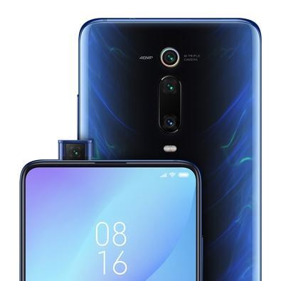 Smartphone Xiaomi Mi 9T, 64GB, 48MP, Tela 6.39´, Azul + Capa e Película - CX276AZU