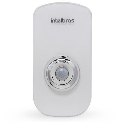 Sensor de Presença Intelbras ESI 5002 com Iluminação LED, Iluminação de Emergência, Alcança até 3m - 4634001
