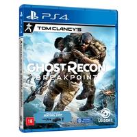 Game Ghost Recon Breakpoint PS4