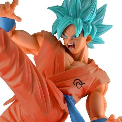 Action Figure Dragon Ball Super, Goku Blue, Special - 27818/27819