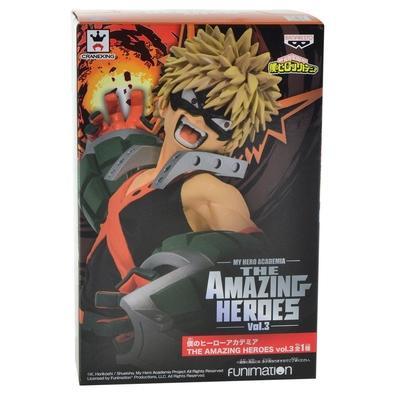 Action Figure My Hero Academia The Amazing Heroes, Katsuki Bakugo - 39122