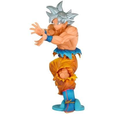 Action Figure Dragon Ball Super, Ultra Instinto Superior Goku - 26740/26741
